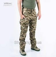Брюки пиксель ЗСУ тактические усиленные ММ-14