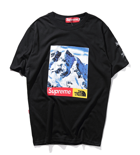 Футболка Supreme x The North Face Реплика 1:1
