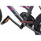 Горный велосипед Crosser Infinity 26 дюймов серый, фото 4