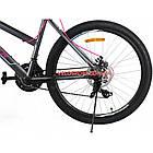 Горный велосипед Crosser Infinity 26 дюймов серый, фото 5