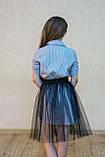 Знімна спідниця з евросетки, фото 2