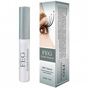 Препарат-сыворотка для роста ресниц FEG. 100% Оригинал