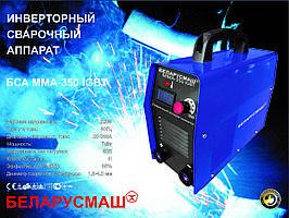 Сварочный инвертор Беларусмаш MMA 350 IGBT