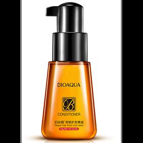 Восстанавливающее масло-кондиционер  BioAqua для сухих, поврежденных, тусклых волос