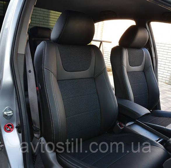 Чохли в салон Volkswagen Passat B5 (1996-2005)