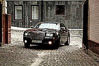 Аренда автомобиля Chrysler 300C Киев, фото 1