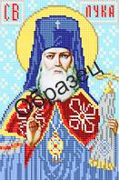В-286 Схема для вышивки бисером Св. Лука.