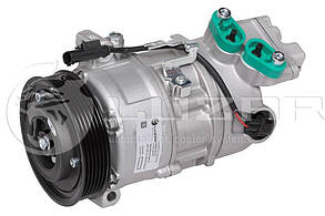 Компрессор кондиционера BMW 3 (E90) (05-)/BMW 1 (E81) (04-) (LCAC 26173) Luzar