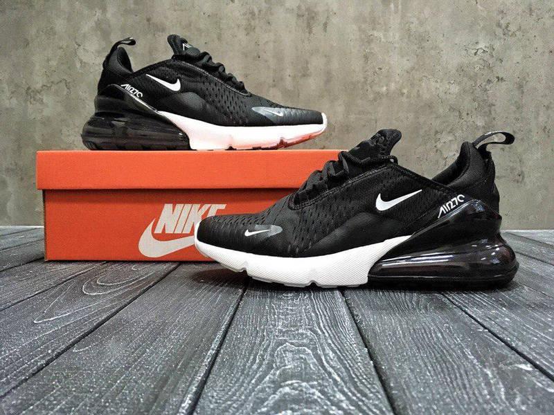 ÐÑжÑкие кÑоÑÑовки Nike Air Max 270 Black, ÑоÑо 4