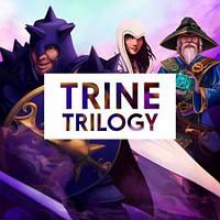 Trine trilogy + Tiny Brains (Недельный прокат аккаунта)