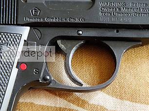 Пневматический пистолет Walther PPK\S, фото 3