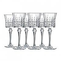 Набор бокалов для вина Eclat Lady diamond 270 мл 6 пр  L9743