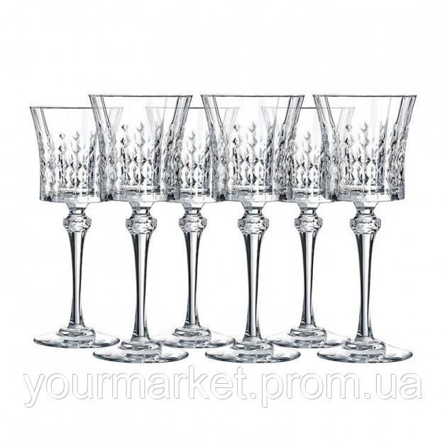Набор бокалов для вина Eclat Lady diamond 270 мл 6 пр  L9743/g5207