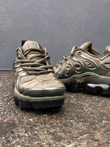 ÐÑжÑкие кÑоÑÑовки Nike VaporMax 95 Khaki Gold, ÑоÑо 3