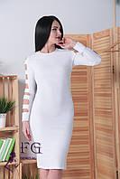 """Платье женское """"Mixton"""" белый, 42"""