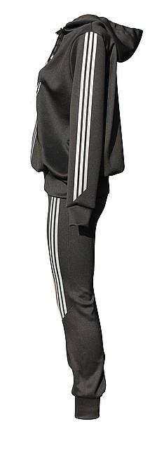 Спортивный костюм кенгуру Полоски