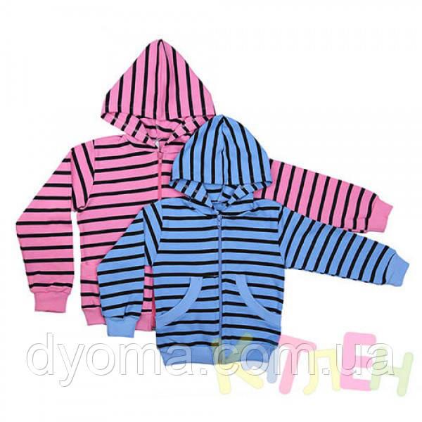 """Детская куртка """"Восторг"""" для девочек и мальчиков (интерлок)"""
