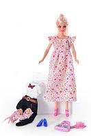 Кукла DEFA 8009 Беременная, фото 1