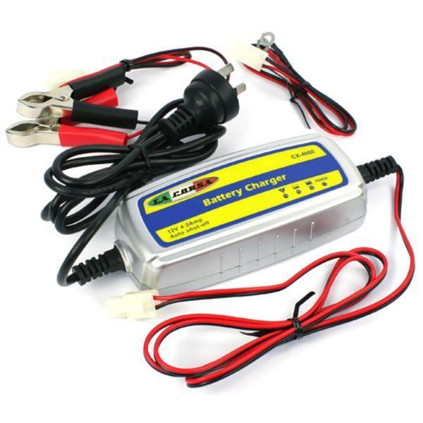 Зарядное устройство, CX-4000 TRISCO