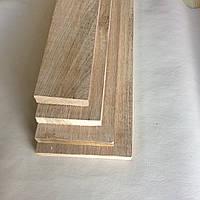 Доска дубовая сухая 20мм строганная без сучка