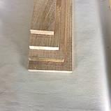 Доска дубовая сухая 20мм строганная, фото 2