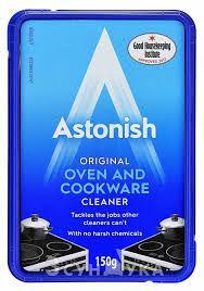 Паста Astonish Oven&Cookware Cleaner для чистки плит, духовок,