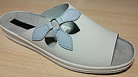 Сабо женские белые рабочая медицинская обувь оптом, фото 1
