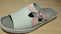 Сабо женские белые рабочая обувь оптом, фото 1
