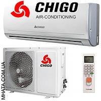 Кондиционер сплит CHIGO FJORD 169 WI-FI (INVERTER -30°C) CS-25V3A-1B169AY4L