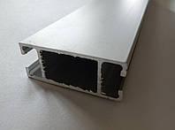 Торговий алюмінієвий профіль для вітрин і прилавків 2721, фото 1