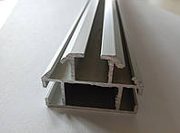 Торговий алюмінієвий профіль для вітрин і прилавків 2633, фото 1