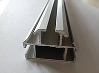 Торговый алюминиевый профиль для витрин и прилавков 2633