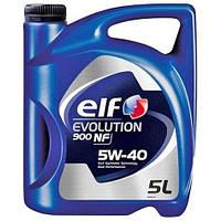 Моторное масло ELF EVOLUTION 900 NF 5W40 5L RENAULT / 194872