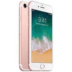 Мобильный телефон  IPhone 7 розовый  дисплей 6.8, Android, Bluetooth, micro USB, Wi-Fi 1:1, металл