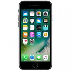 Мобильный телефон  IPhone 7 черный дисплей 6.8, Android, Bluetooth, micro USB, Wi-Fi 1:1, металл