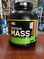 Optimum Nutrition Serious Mass, 2.722 kg, фото 1