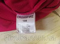 Трикотажный костюм-тройка для девочек оптом, Crossfire, 6-36 мес., арт. CF-1128, фото 4