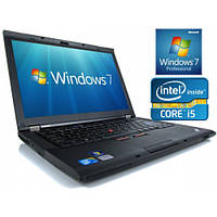 """Ноутбук Lenovo ThinkPad T420s 14"""" HD+ i5 4GB RAM 320GB HDD № 1"""
