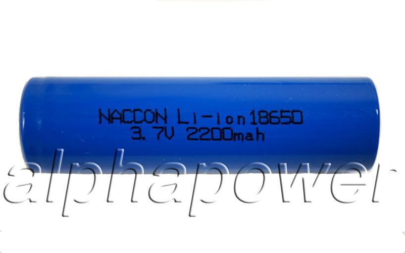 Аккумулятор высокотоковый 2200mAh 3.7v 18650 20А