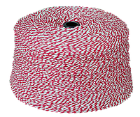 Нитка бавовняна 2,6 кг, 800 текс (ковбасна)
