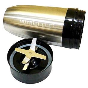 Magic Bullet Nutribullet Prime 1000W Кухонный комбайн + ПОДАРОК: Настенный Фонарик с регулятором BL-8772A, фото 2