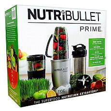 Magic Bullet Nutribullet Prime 1000W Кухонный комбайн + ПОДАРОК: Настенный Фонарик с регулятором BL-8772A, фото 3