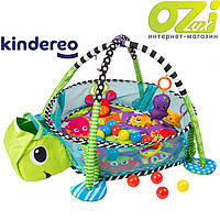 Развивающий коврик Kindereo Черепаха