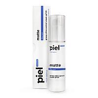 Увлажняющий дневной крем c матирующим эффектом для нормальной/комбинированной кожи SPF20 PIEL, MATTE 50 мл