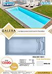 Керамический бассейн Erato, экономия 1500 €.