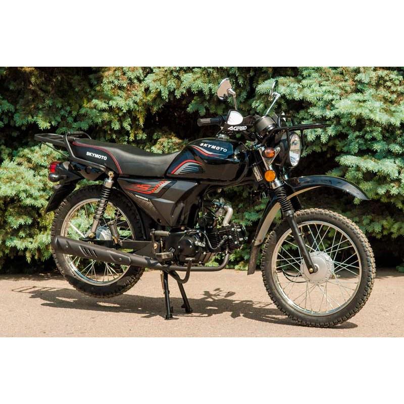 Мотоцикл Worker 110 GY Альфа 110 куб. см.