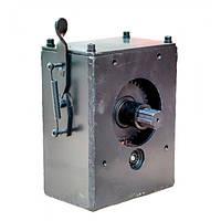 Ходоуменьшитель шестеренчатый (вал 25 мм) для бензинового мотоблока , фото 1