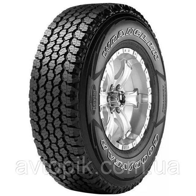 Всесезонные шины Goodyear Wrangler All-Terrain Adventure Kevlar 265/60 R18 110T