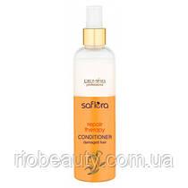Двухфазный спрей-кондиционер для поврежденных волос Saflora Repair Therapy