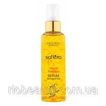 Сыворотка для поврежденных волос Saflora Repair Therapy